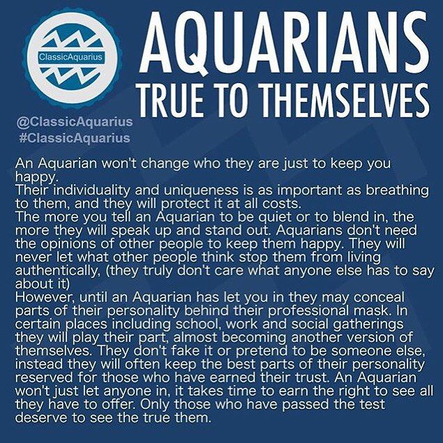 "1,143 Likes, 74 Comments - ️️️⠀⠀⠀⠀⠀AQUARIUS (ClassicAquarius) on Instagram: "" #ClassicAquarius #Aquarius"""