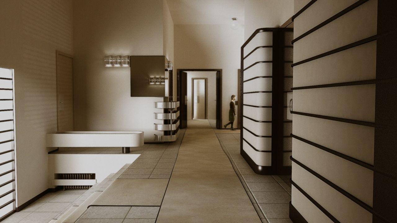 villa cavrois north of france by mallet stevens villa cavrois 60 avenue du pr sident john. Black Bedroom Furniture Sets. Home Design Ideas