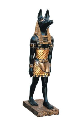 Egyptian Anubis Statue 3 FT | Egyptian Statues in 2019