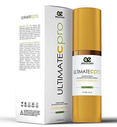 Vitiman C Serum For Professional Use Advanced Skincar Https Www Amazon Com Dp B01n Vitamin C Serum Anti Aging Vitamins Professional Skin Care Products