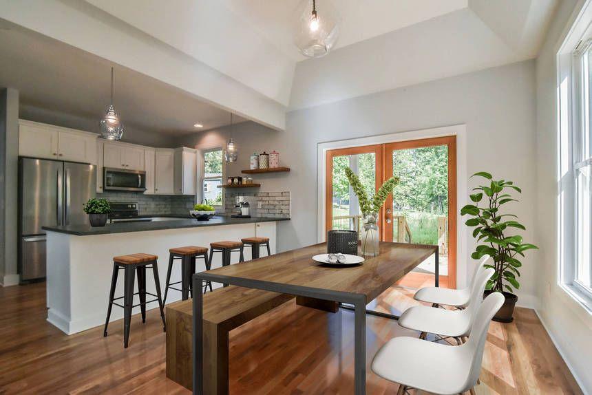 Interior Design of Kitchen and Renovation Kitchen Designs