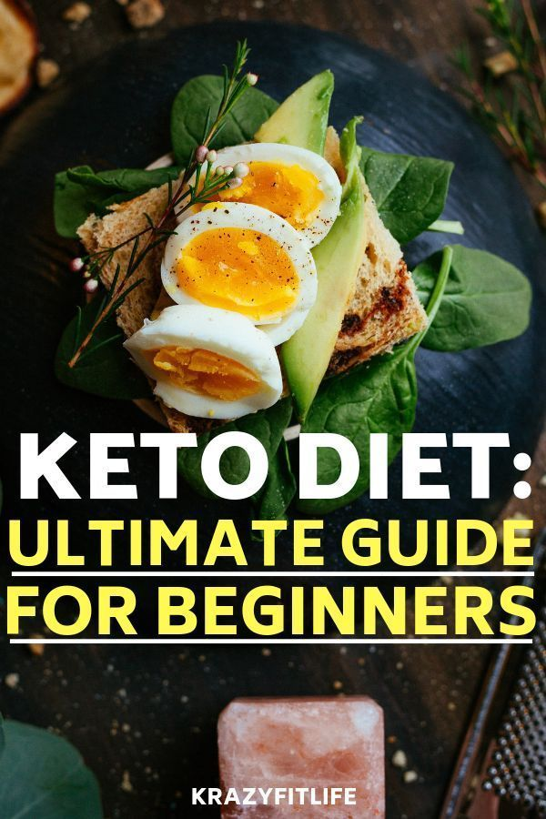 Ketogenic Diet: The Ultimate Guide to Keto Diet for Beginners #ketodietforbeginners