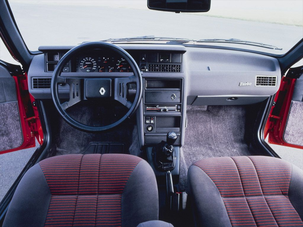 Renault fuego interieur makes and models of cars bikes for Renault 9 interieur