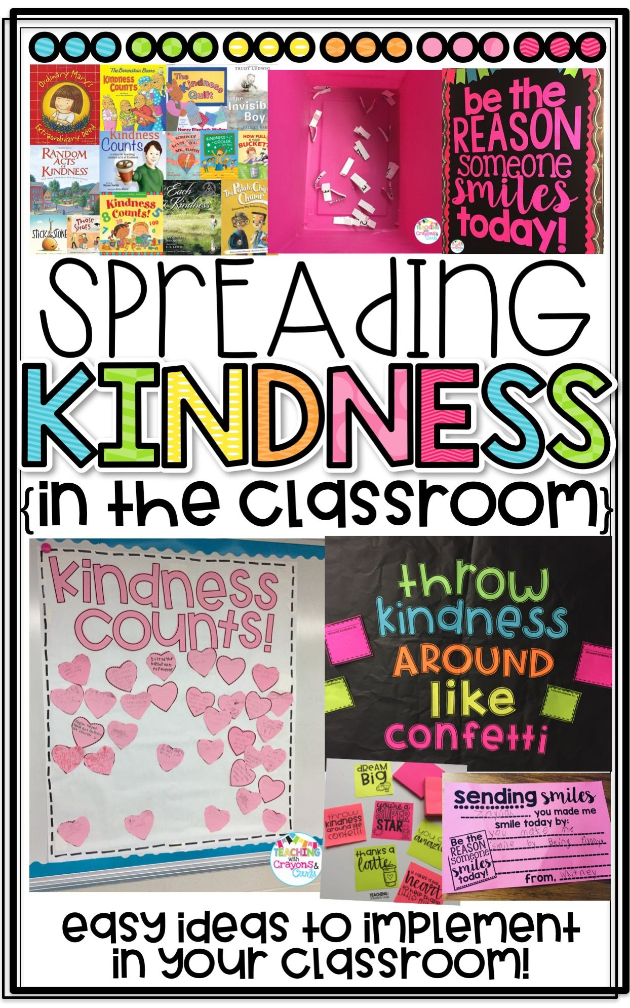 Spreading Kindness In The Classroom