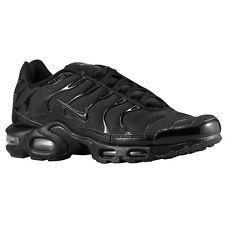 Nike Air Max Plus Tn Tuned 1 604133 050 Triple Black New Release