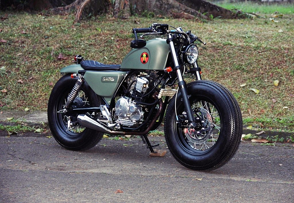 Motorcycle Gallery Studiomotor Motor Bobber Sepeda Retro Harley Davidson