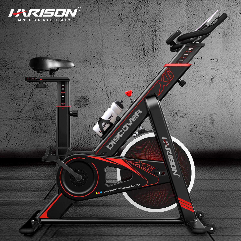 Harison X6 Indoor Cycling Bike Biking Workout Indoor Cycling