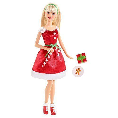 Barbie Festive & Fabulous Doll by Mattel Mattel