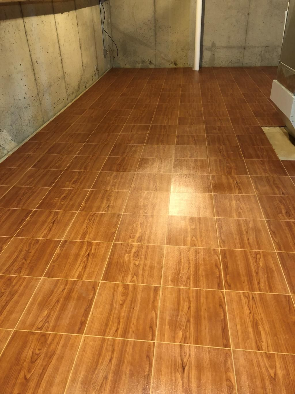Max Tile Raised Floor Tile Tile floor, Basement flooring