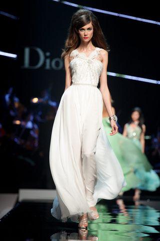 Dior. Paris, crucero 2010/2011.