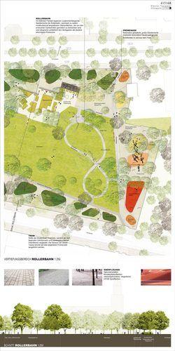 Latz + Partner Landschaftsarchitekten \u2014 Kleiner Tiergarten/Ottopark - project proposal example
