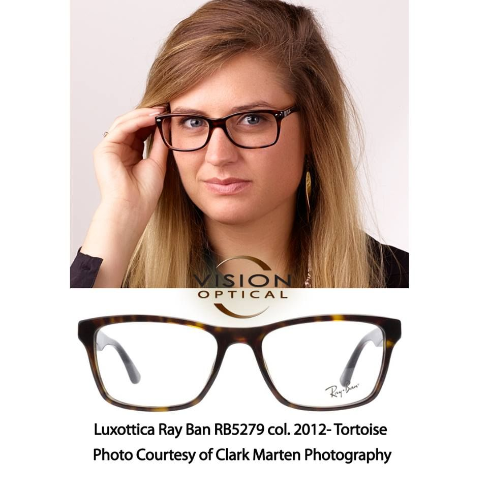 ray ban by luxottica mffg  Luxottica Ray Ban RB5279 col 2012-Tortoise Courtesy of Clark Marten  Photography
