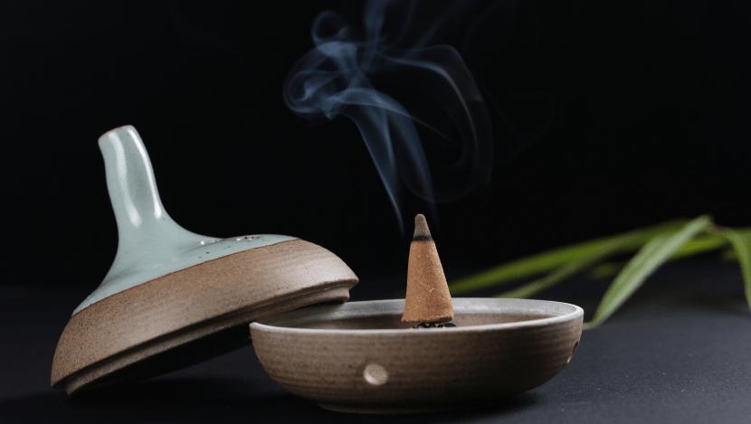 Faq How To Burn Incense Safely Plus Benefits Risks Essential Bazaar Incense Incense Cones Burning Incense