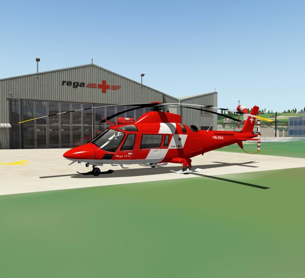 A109 HB-ZRX Rega