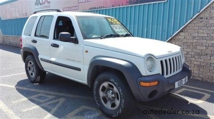 Price And Specification Of Jeep Cherokee Sport 3 7 4x4 Auto For