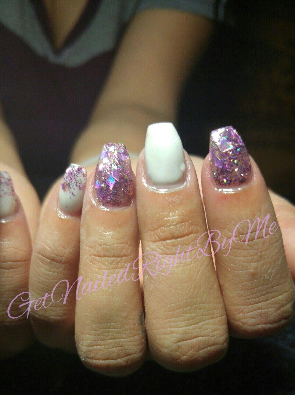 Nails nail sets acrylics short nails long nails neutral nails coffin ...