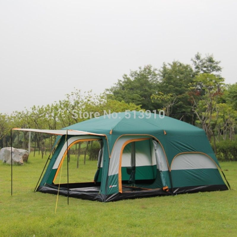 Cheap tent Buy Quality tent outdoor directly from China tent easy Suppliers 10 person Large military tents outdoor c&ing tent 2 layers 2 rooms Family ... & Cheap Tents on Sale at Bargain Price Buy Quality camping car tent ...