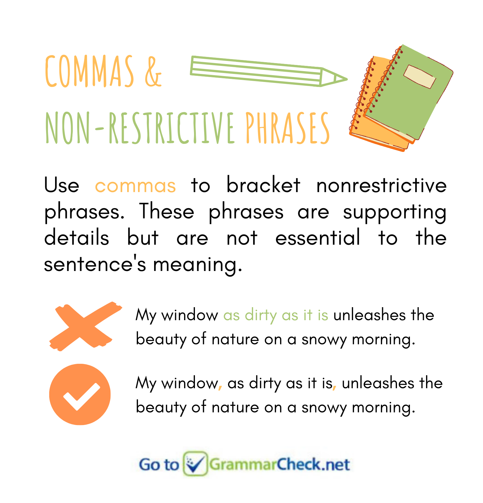 11 Essential Grammar Rules Incl Examples Infographic In