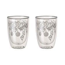 Villeroy & Boch Sada 2 šálků punč punč sklenkou svařeného vína sklo hrnek s kávou NEW