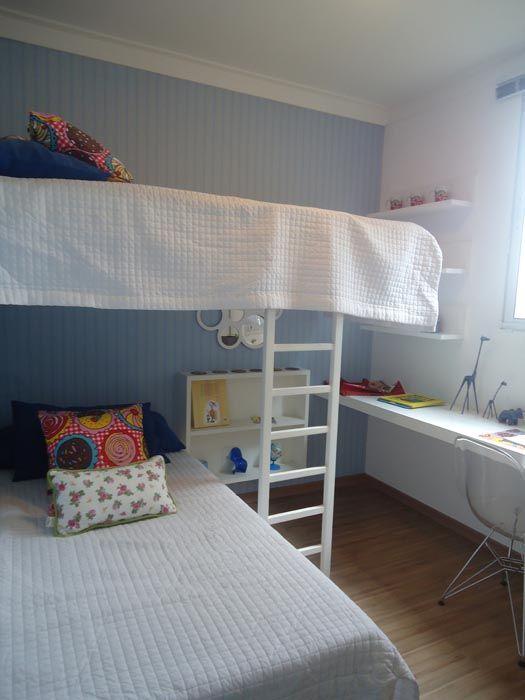 Dormitório infantil do Avanti Guarulhos