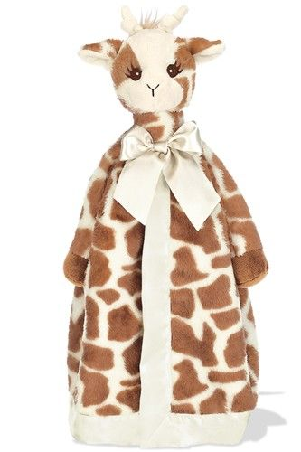"""Patches"" Giraffe snuggler from Bearington Bear. Coming soon!"