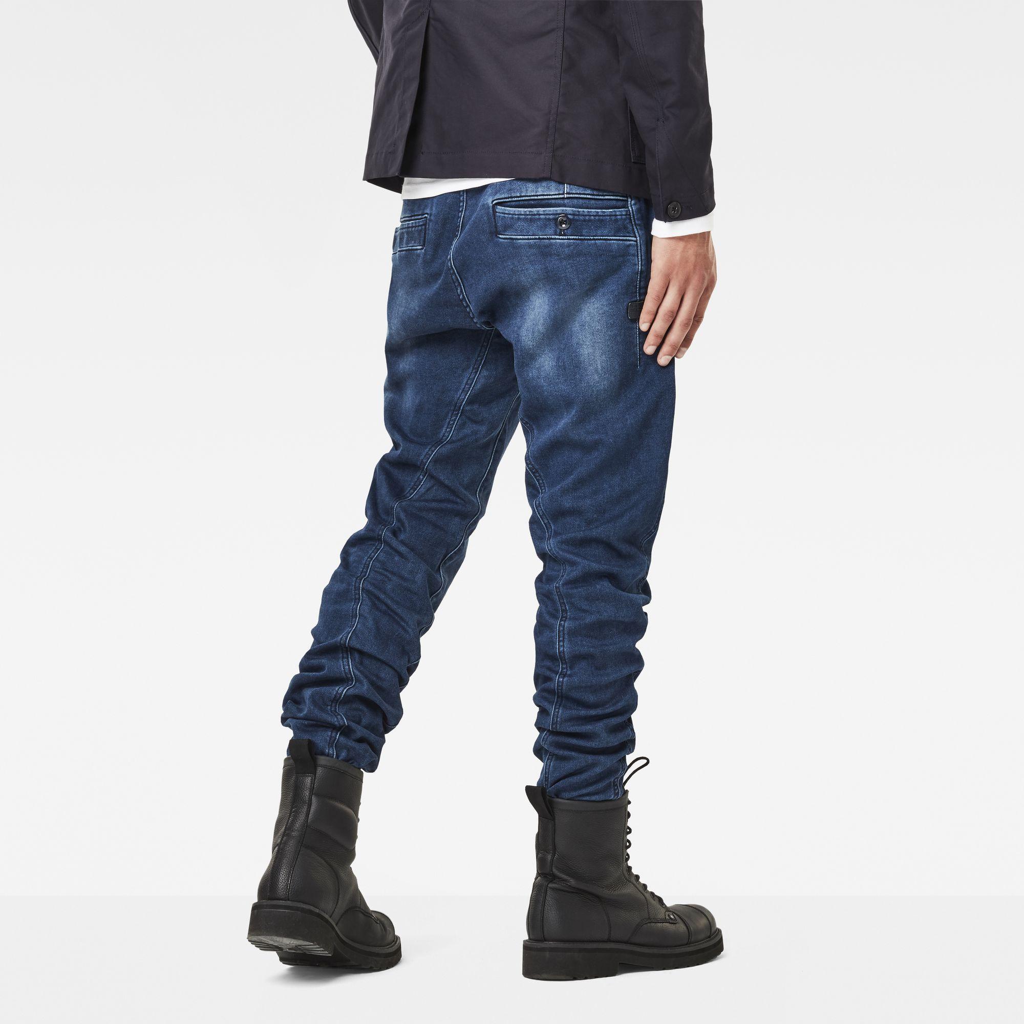 Mens Bronson Sport Tapered Cufed Trouser G-Star BKGoWOM5