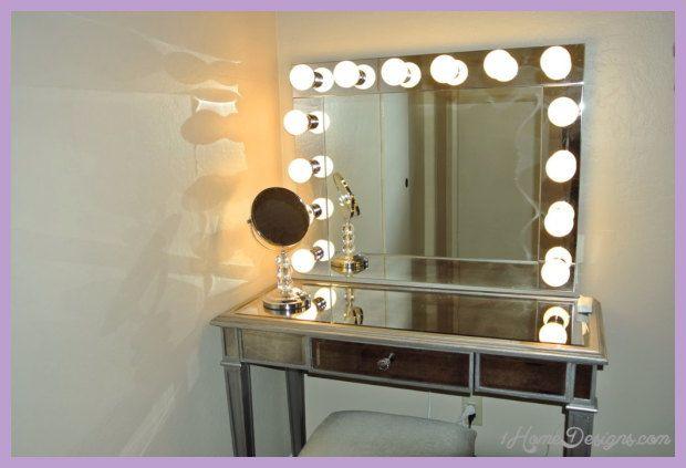 Bedroom Vanity With Lights