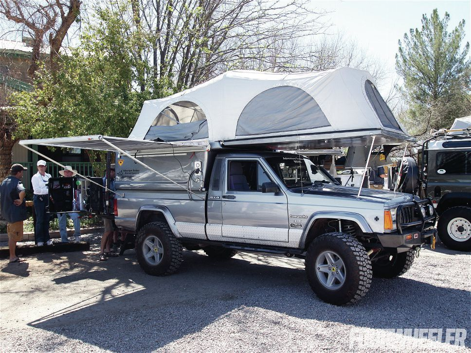 Overlanding Comanche Jeep suv, Jeep, Jeep xj