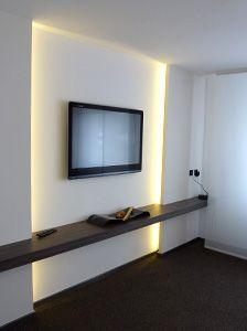 die besten 25 tv wand trockenbau selber bauen ideen auf pinterest selber bauen tv wand tv. Black Bedroom Furniture Sets. Home Design Ideas