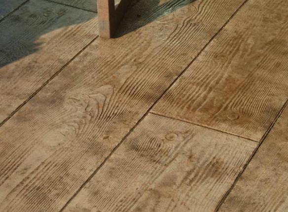 b ton imprim terrasse pinterest beton imprim beton et terrasses. Black Bedroom Furniture Sets. Home Design Ideas