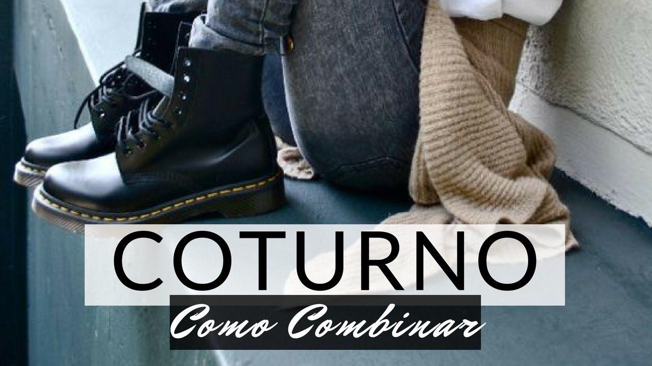 COMO USAR BOTA COTURNO | COMBAT BOOTS