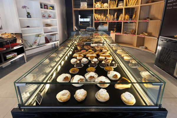 inviting bakery interior design with unique ideas: delicious