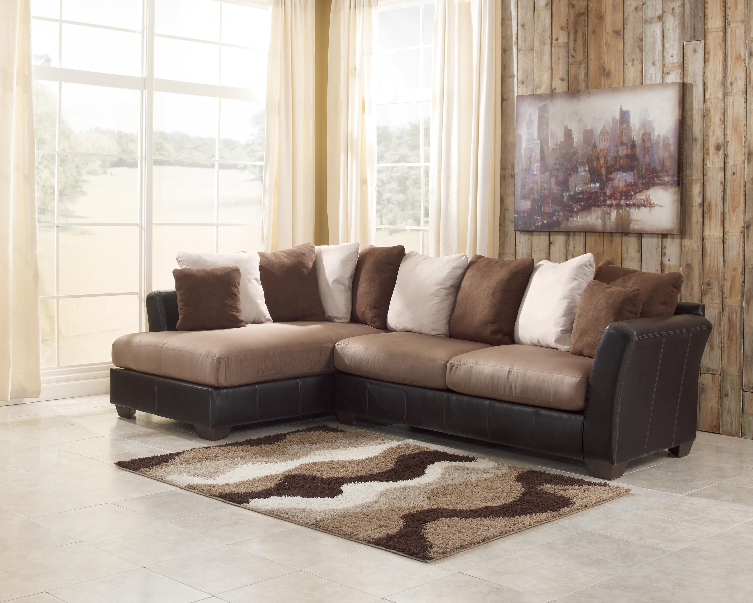 cool Fancy 2 Piece Sectional Sofa With Chaise 61 For Your Home