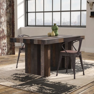 Trent Austin Design Antigo Solid Wood Dining Table Dining Table