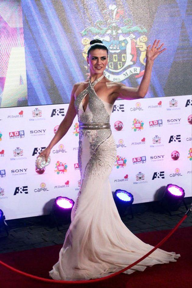 La Gala 2013 Del Festival De Vina Look En 2019 Vestidos De