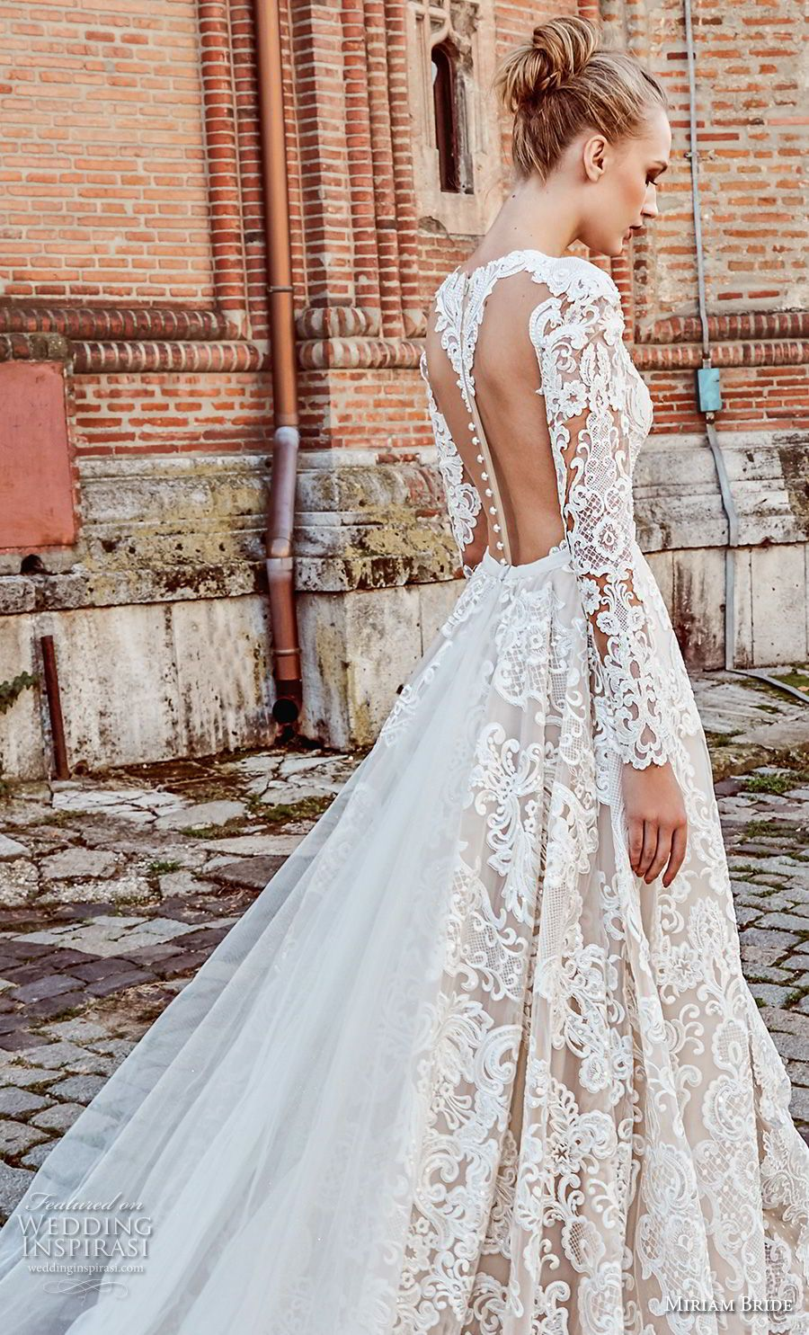 Miriams Bride 17 Wedding Dresses  Wedding Inspirasi  Wedding