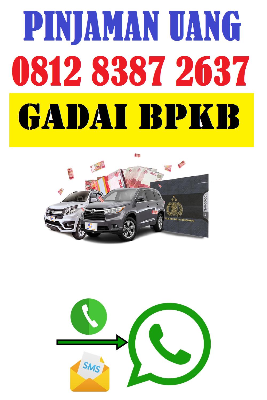 Gadai Bpkb Mobil 081283872637 Mobil
