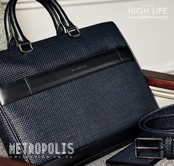 Nivel de elegancia con complementos imprescindibles. #ZZegna #Metrópolis #HighLife