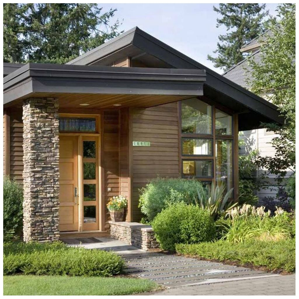 Small Lake Homes: Small House Kits Builds Prefabs Up To 875sf. Headquarters