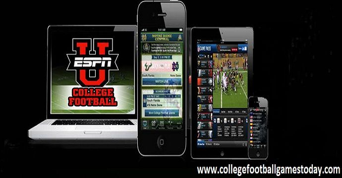 Watch College Football Games Today Online Schedule Teams And
