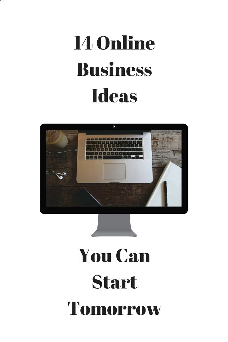14 Online Business Ideas You Can Start Tomorrow | Home Business ...