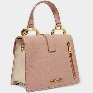 e04ad032394f Miu Miu Madras mini textured- leather shoulder bag  leathershoulderbag  leather  purse