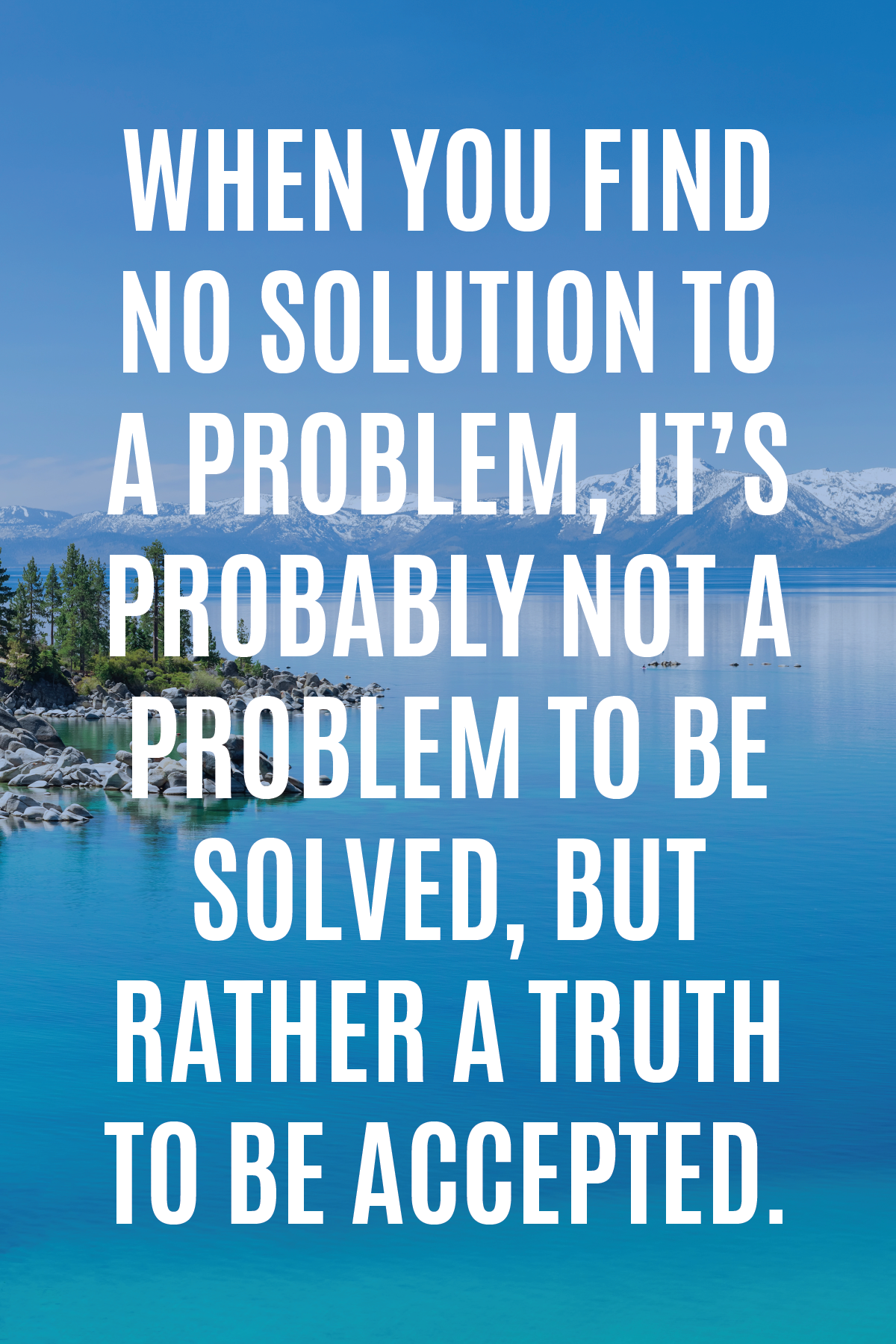 It S A Tough Reality But There Isn T Always A Solution To Every Problem While Incontinence May Be Someth Matter Quotes Mind Over Matter Quotes Amazing Quotes