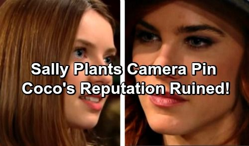 The Bold and the Beautiful (B&B) spoilers tease that Coco (Courtney Grosbeck) will take a stand. Despite pressure from Shirley (Patrika Darbo) and Sally