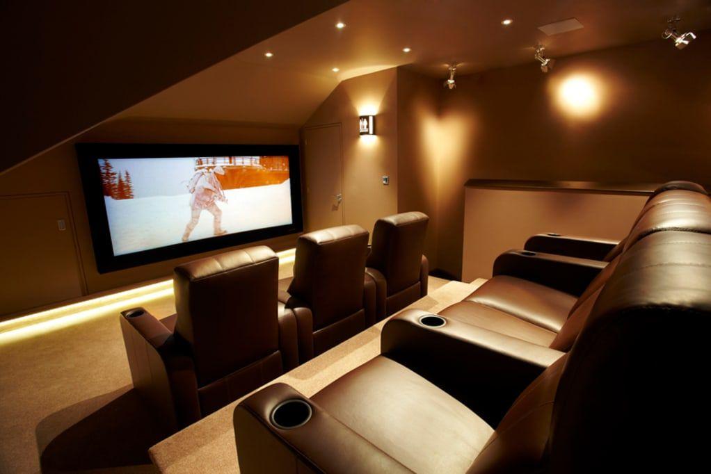 20 Home Cinema Room Ideas Kinosaal Heimkino Und Haus