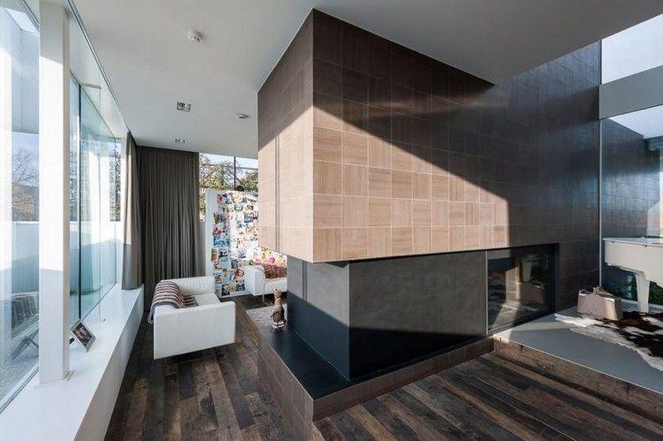GroB Moderne Innenarchitektur In Einem Einfamilienhaus In Belgien #belgien  #einem #einfamilienhaus #innenarchitektur #