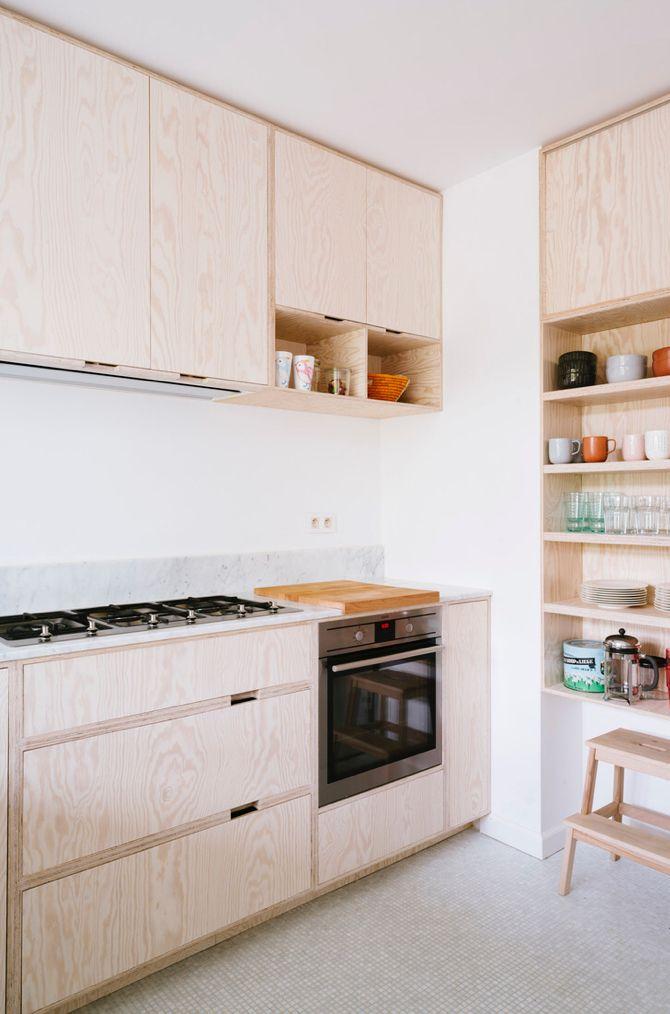 Small, wooden kitchen | Kitchen | Pinterest | Cocinas, Muebles de ...