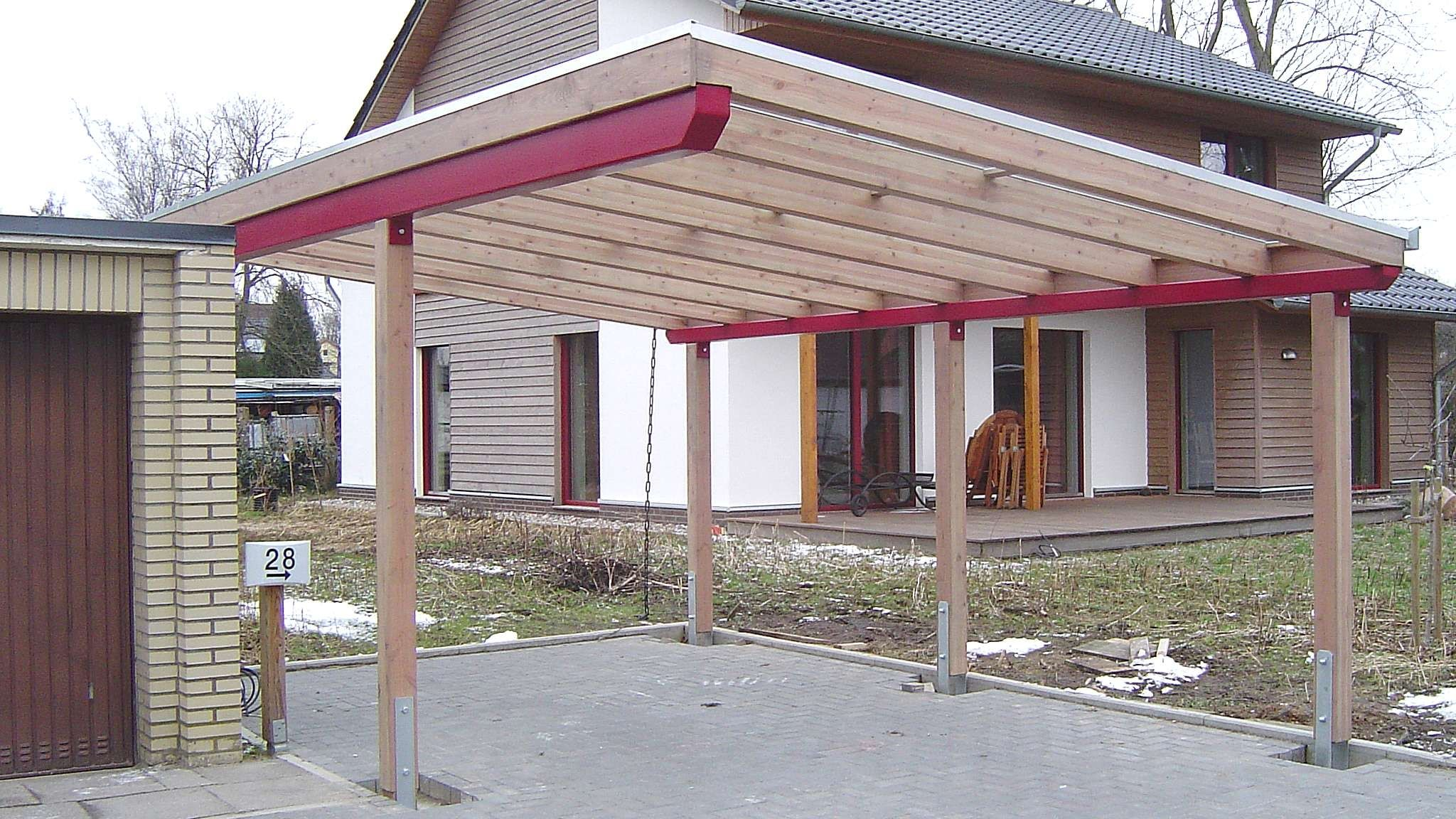 Glasdach Carports Carport In Holz Alu Stahl Carport Bausatz Outdoor Decor Home Decor Carport
