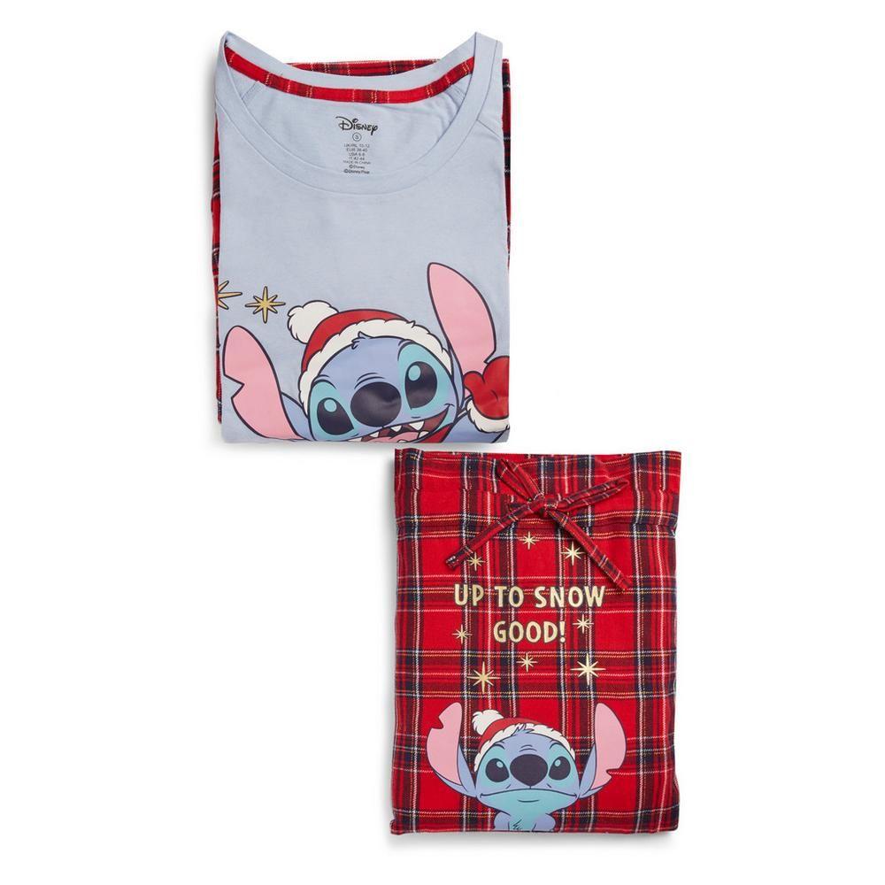 Primark Donna Disney Lilo Stitch camiset Gilet Corto Pjs Set Giarrettiera femminile