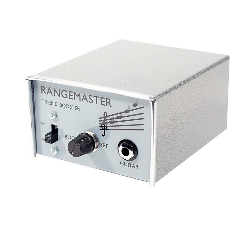 Jmi Rangemaster Treble Booster Guitar Pedals 2 Pinterest Schematic